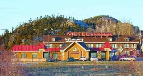Hôtel Motel de la Montagne
