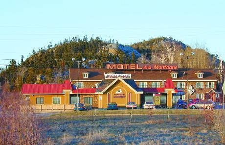 Hotel Motel de la Montagne